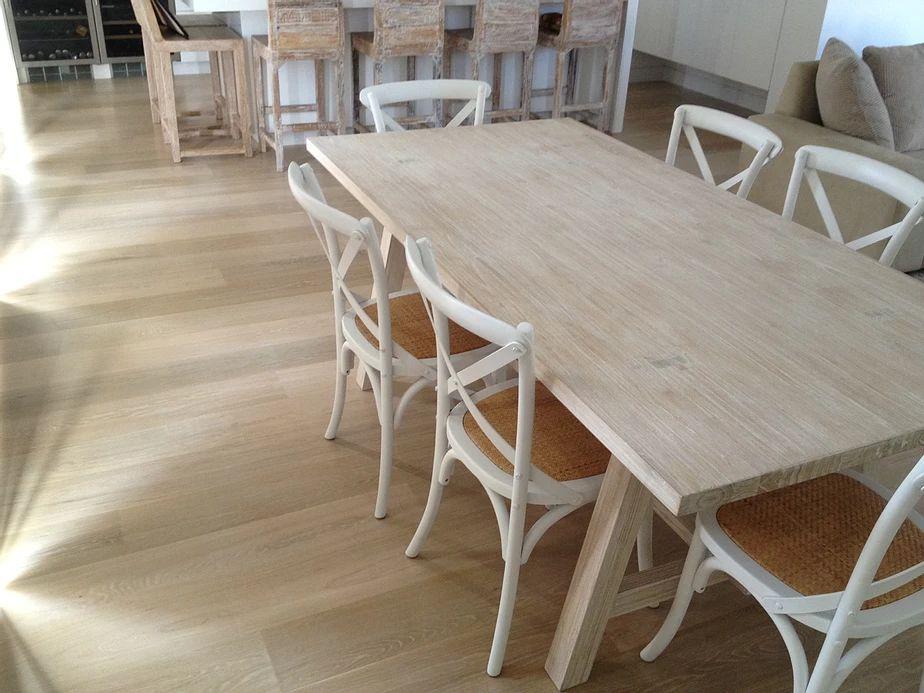 <b>Floor Sanding Tauranga</b><br />Blonded Timber Floor. Floor Sanding Tauranga, Floor Sanders, Timber Floor Sanding & Coating