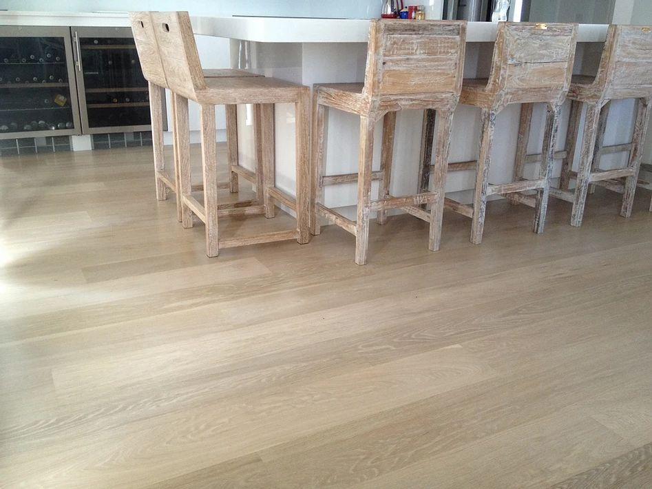 <b>Blonded Timber Floor</b><br />Floor Sanding Tauranga, Floor Sanders, Timber Floor Sanding & Coating